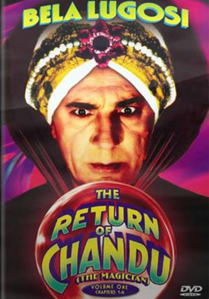 Vol.1, The Return Of Chandu (0)