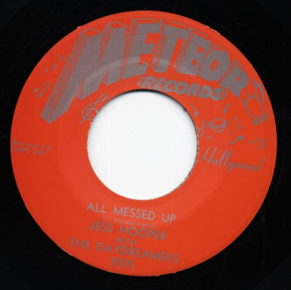 All Messed Up - Sleepy Time Blues (7inch, 45rpm)