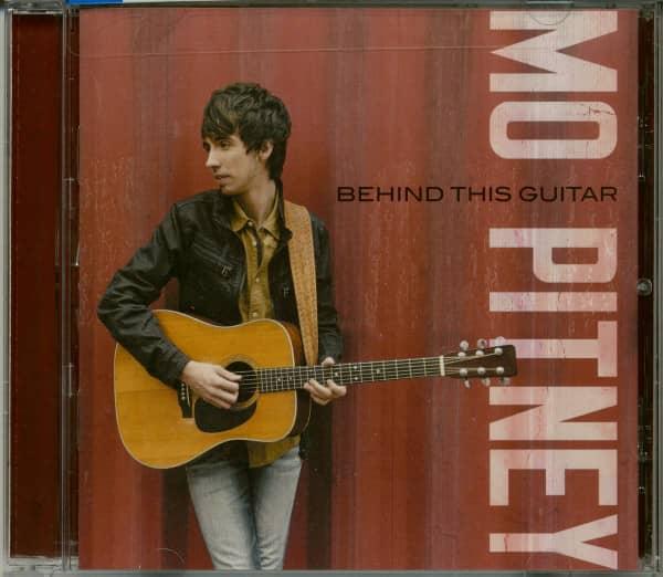 Behind This Guitar (CD)