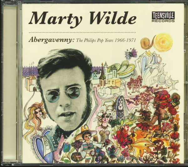 Abergavenny - The Philips Pop Years 1966-1971 (CD)