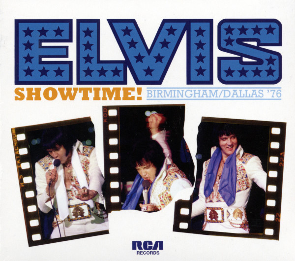 Showtime! Birmingham - Dallas '76 (2-CD)