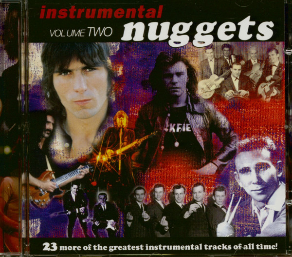 Instrumental Nuggets Vol.2 (CD)