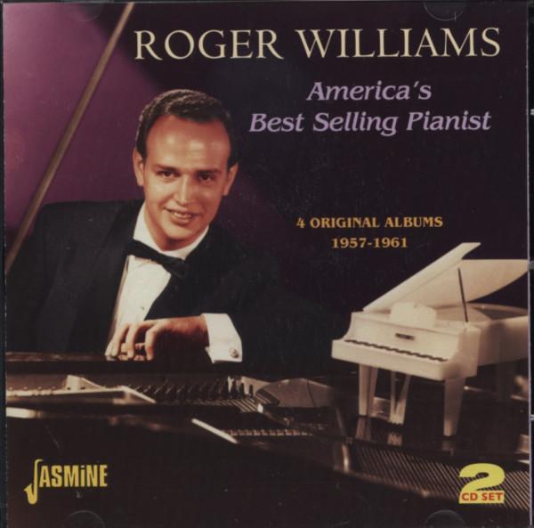 America's Best Selling Pianist 1957-61 (2-CD)