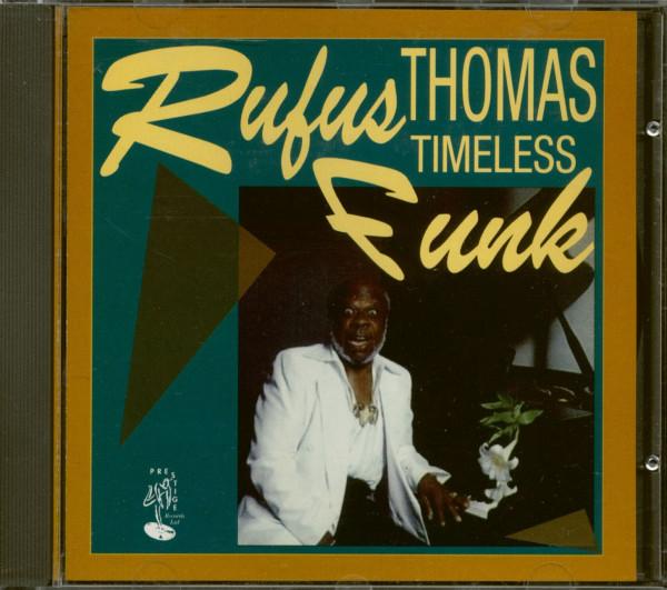 Timeless Funk (CD)