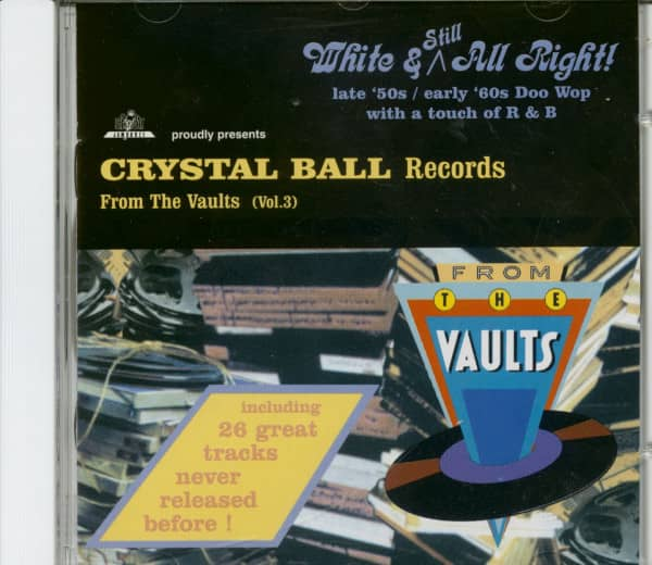 Vol.3, Crystal Ball Records - From The Vaults