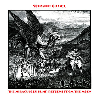 The Miraculous Hump Returns From The Moon (LP, Marbled Smoke Vinyl, Ltd.)