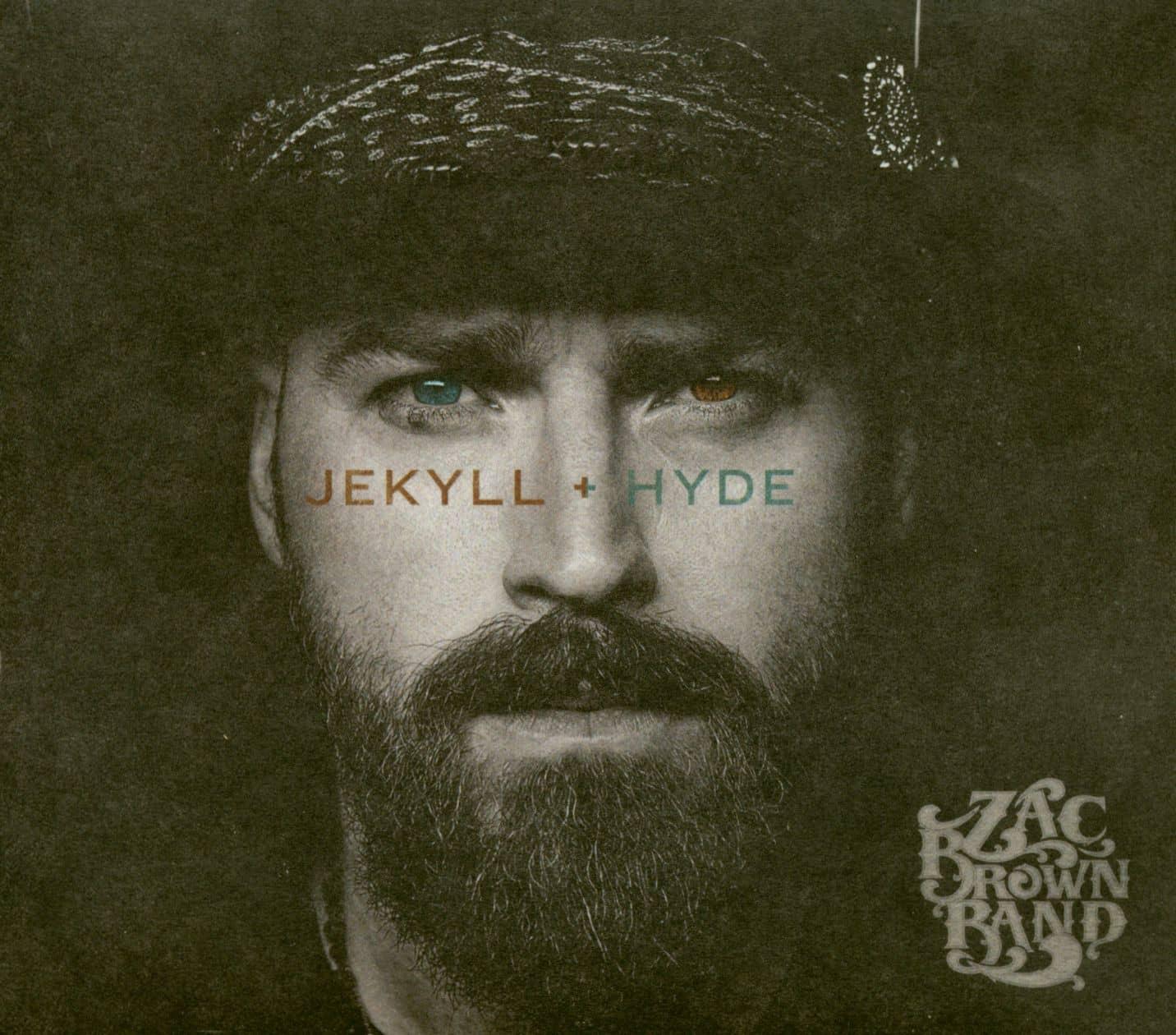 Zac Brown Band Cd Jekyll Amp Hyde Cd Bear Family Records