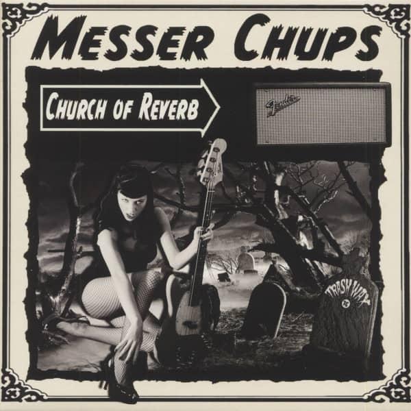Church Of Reverb (LP, Ltd.)