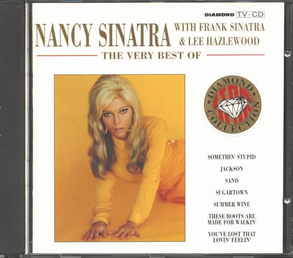 The Very Best Of Nancy Sinatra (CD)