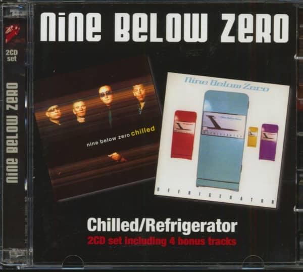 Chilled - Refrigerator (2-CD)