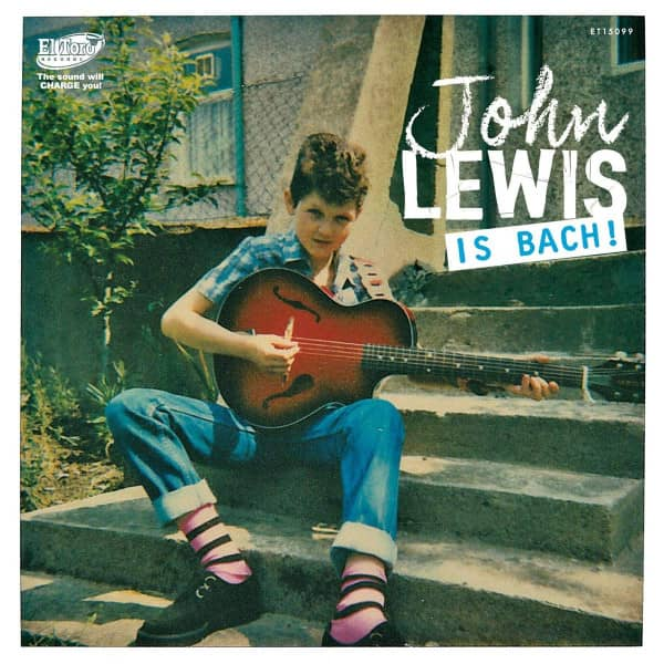 Is Bach! (7inch, 45rpm, PS)