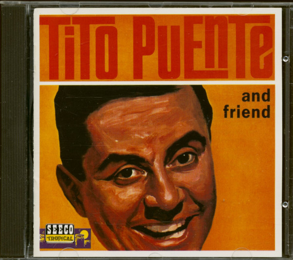 Tinto Puente And Friend (CD)