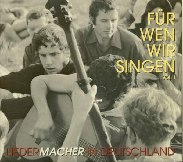 Für wen wir singen - Liedermacher, Vol.1 (3-CD)