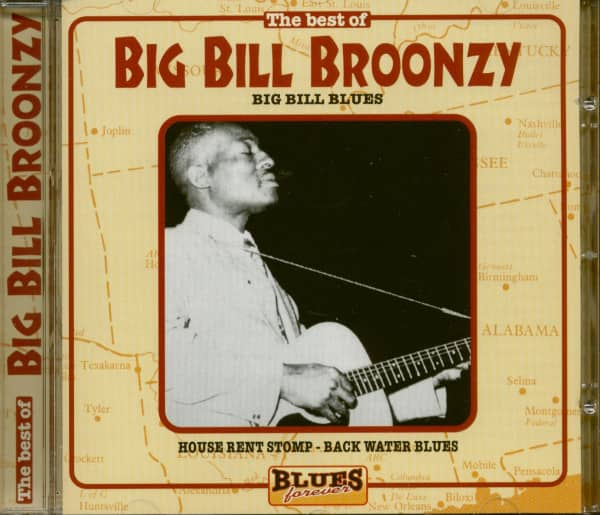 The Best Of Big Bill Blues - Blues Forever (CD)