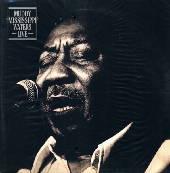 "Muddy ""Mississippi"" Waters Live (LP)"