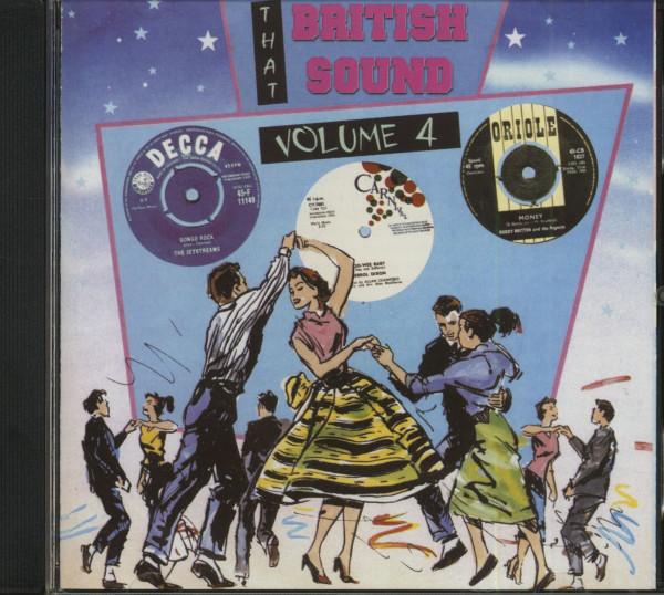 That British Sound Vol.4 (CD)
