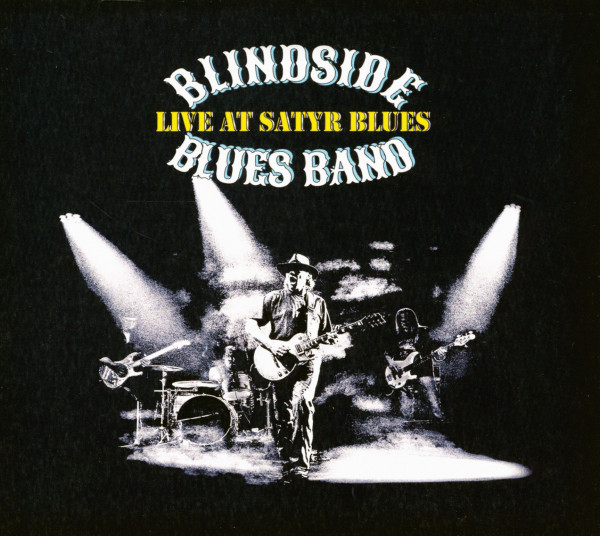 Live At Satyr Blues (CD)