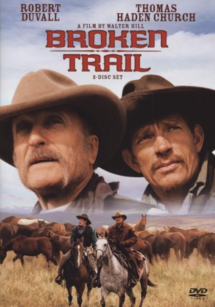 Broken Trail (2-DVD)(1) Walter Hill Miniserie