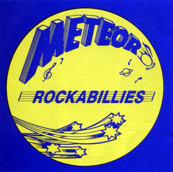 Meteor Rockabillies (CD)