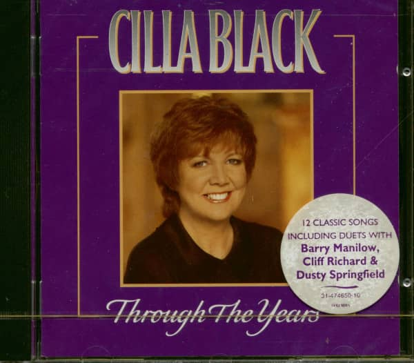 Through The Years (CD)