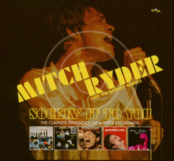 Sockin' It To You: The Complete Dynovoice Recordings (3-CD)