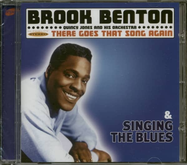 There Goes That Song Again - Singing The Blues (CD)