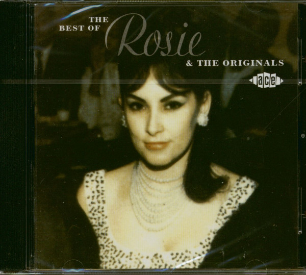 The Best Of Rosie & The Originals (CD)