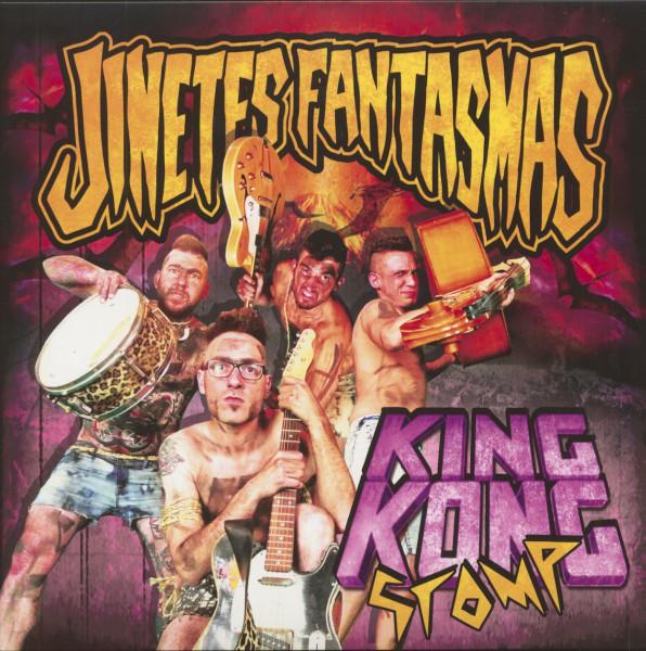 King Kong Stomp (LP)