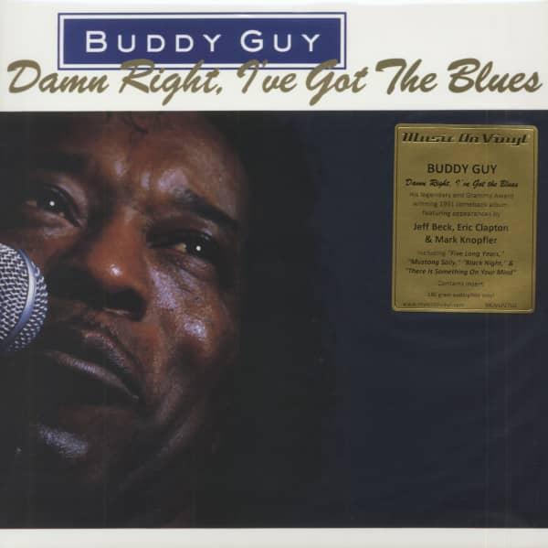 Damn Right, I've Got The Blues (LP, 180g Vinyl)