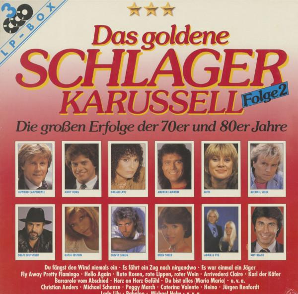 Das goldene Schlager Karussell Vol.2 (3-LP)