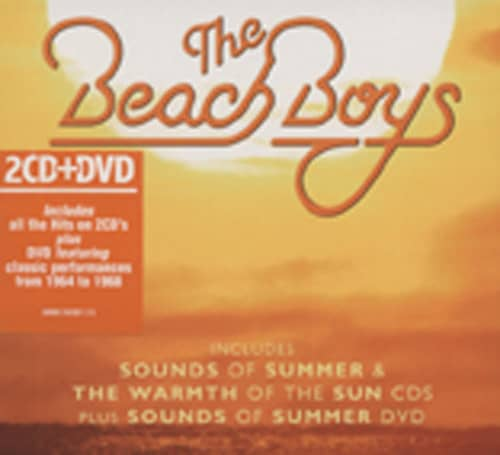 Sounds Of Summer...plus (2-CD&DVD)
