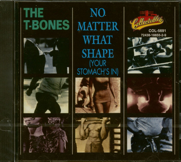 No Matter What Shape Your Stomach's In (CD)