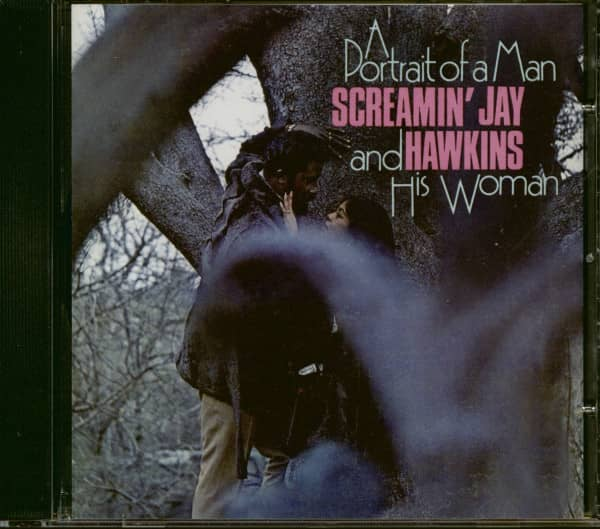 Portrait Of A Man And His Woman (CD)