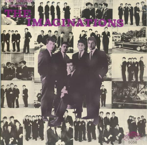 Tony Sarafino Presents The Imaginations (Vinyl LP)
