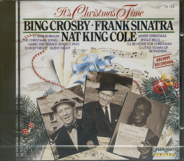 It's Christmas Time (CD)