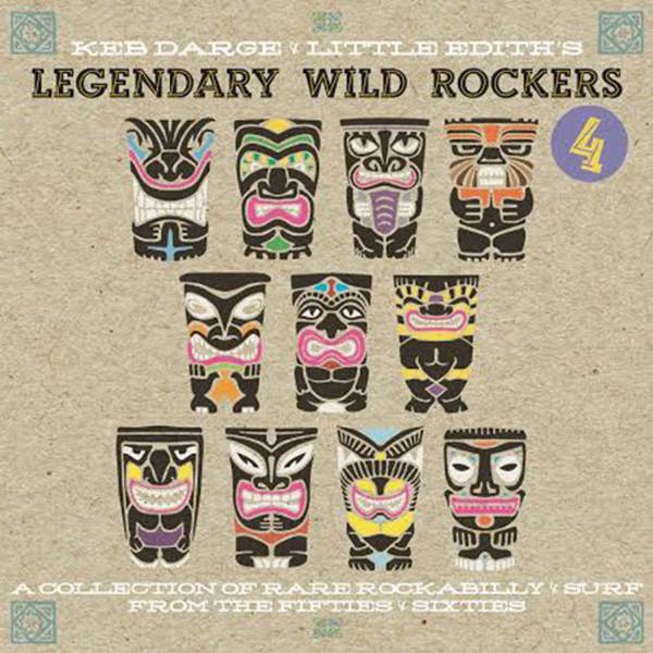 Legendary Wild Rockers Vol.4 (2-LP)