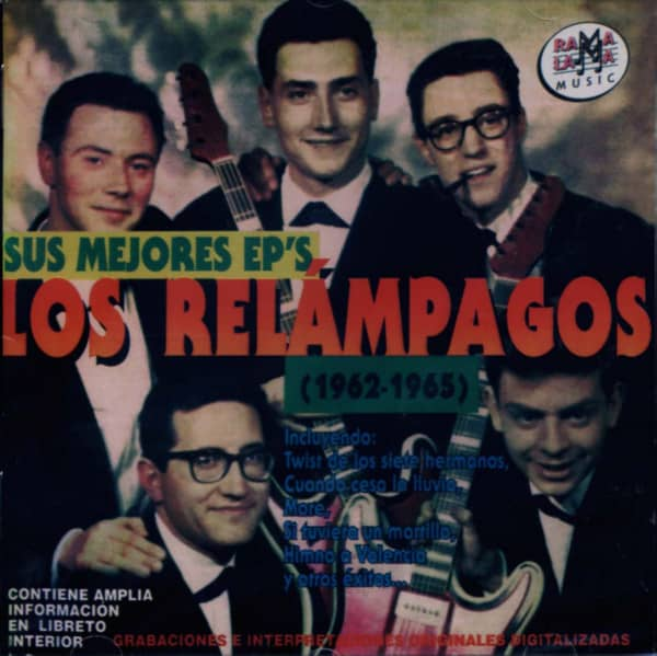 Sus Mejores EP's 1962-1965 (CD)