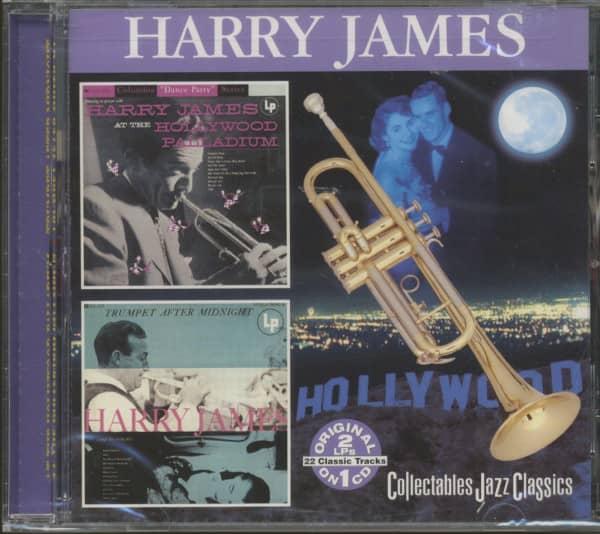 At Hollywood Palladium - Trumpet After Midnight (CD)