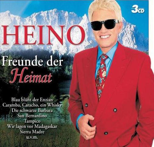 Freunde der Heimat 3-CD