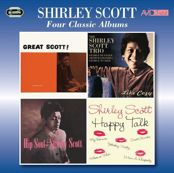 Four Classic Albums (Great Scott & Like Cozy & Hip Soul & Happy Talk) (2CD)