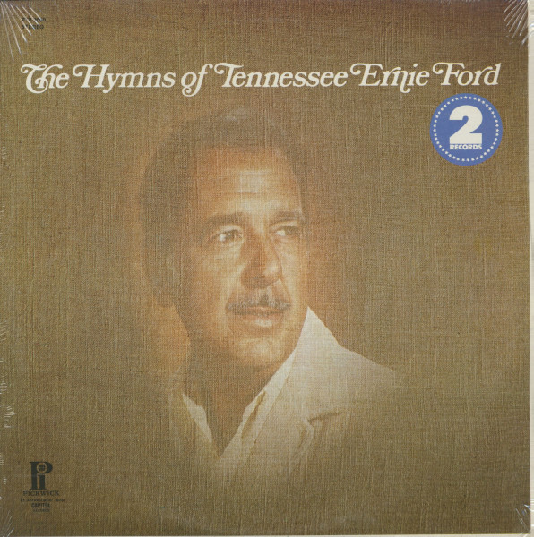 The Hymns Of Tennessee Ernie Ford (2-LP)