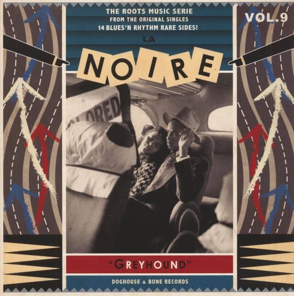 La Noire Vol.9 - Greyhound (LP)