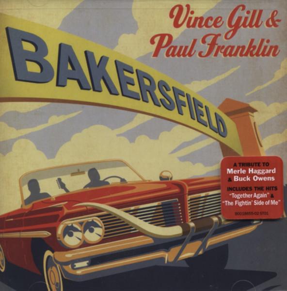 Bakersfield - A Tribute To Merle Haggard & Buck Owens (2013)