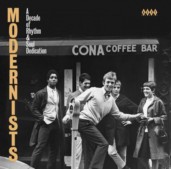 Modernists - A Decade Of Rhythm & Soul Dedication (CD)