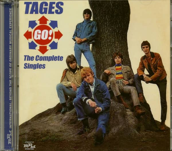 Go! The Complete Singles (2-CD)