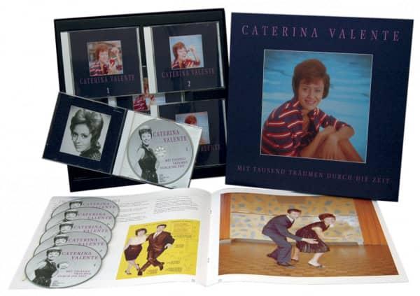 Mit 1000 Träumen durch die Zeit (6-CD Deluxe Box Set)