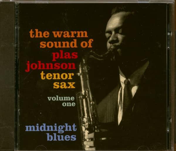 Midnight Blues (CD)