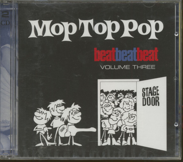 Beat Beat Beat, Vol.3 - Mop Top Rarities (2-CD)