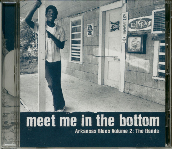 Meet Me In The Bottom - Arkansas Blues Vol.2 (CD)