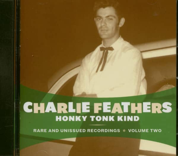 Honky Tonk Kind - Rare & Unissued Vol.2 (CD)